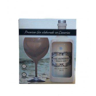 Ginebra Pack Macaronesian White Gin...