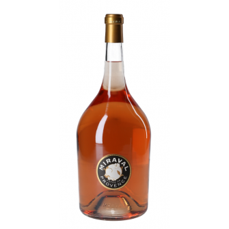 Vino rosado Chateau Miraval Rosé 2018 3L