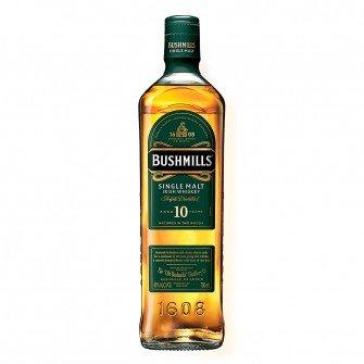Whisky Bushmills Single Malt 10...