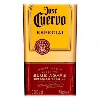 Tequila Tequila Jose Cuervo Especial Reposado 70cl