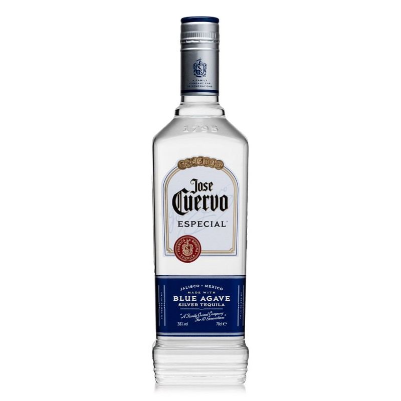 Tequila Tequila Jose Cuervo Especial Silver 70cl