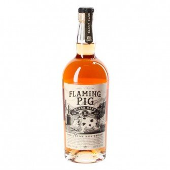 Whisky Whisky Flaming Pig 70cl