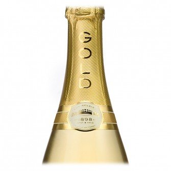 Champagne Luc Belaire Brut Gold 75cl