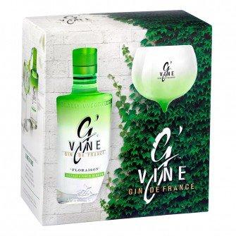 Ginebra Pack G'vine 70cl + Copa
