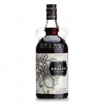 Ron Kraken Spiced Rum 1L