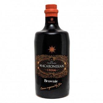 Ginebra Macaronesian Brownie 70cl