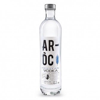 Vodka Ar-òc Organic Vodka 70cl
