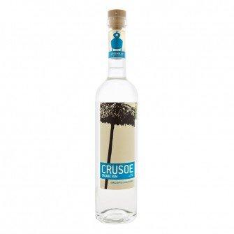 Ron Crusoe Organic White Rum 70cl