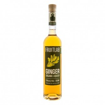 Licores Fruitlab Organic Ginger 70cl