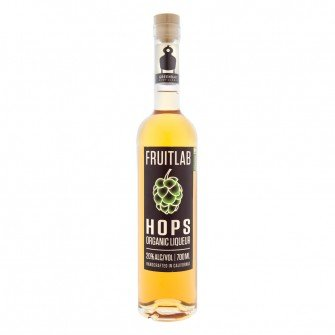 Licores Fruitlab Organic Hops 70cl