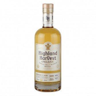 Whisky Highland Harvest Organic...
