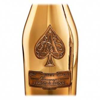 Champagne Armand de Brignac Brut Gold Velvet 75cl
