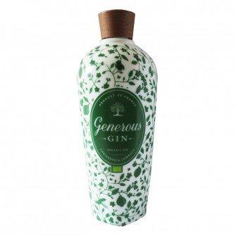 Ginebra Generous Gin Organic 70cl