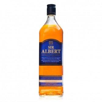 Whisky Sir Albert Whisky Blend 1L
