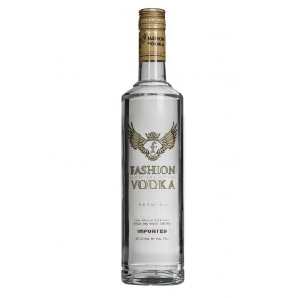 Licores y destilados Mini Vodka Luxury Fashion 50ML