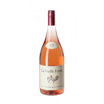 Vino rosado La Vieille Ferme Rosé 2018...