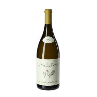 Vino blanco La Vieille Ferme Blanc 2017...