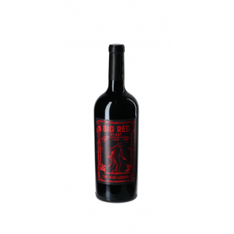 Vino tinto Big Red Beast 2018 75cl
