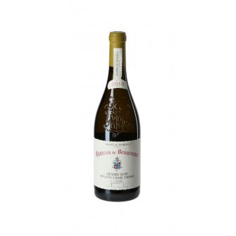 Vino blanco Château de Beaucastel...