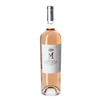 Vino rosado Château Saint Maur Côtes de...