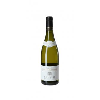 Vino blanco Louis Moreau Chablis 2018 75cl