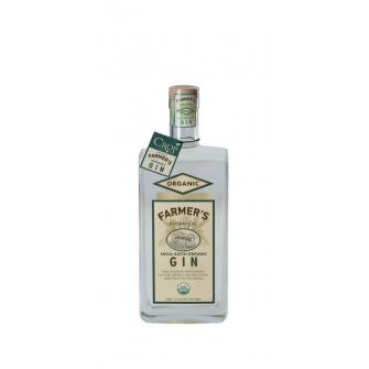 Ginebra Farmer's Organic Gin 70cl